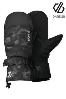 Dare 2b Black Veracity Waterproof Mittens