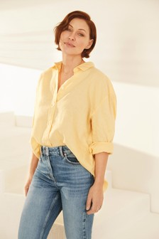 Emma Willis Linen Shirt