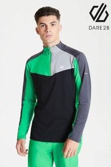 Dare 2b グリーン Deposeコア ストレッチ セーター