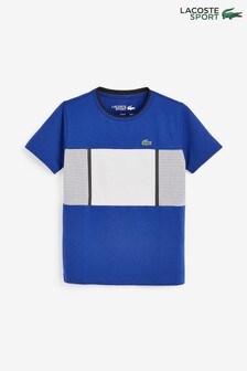 Lacoste® Sport T-Shirt im Blockfarbendesign