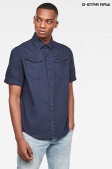 G-Star Blue Arc 3D Slim Shirt
