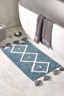 שטיח אמבטיה Mali גיאומטרי