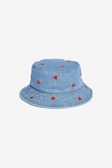 全身刺繡漁夫帽 (3個月至6歲)