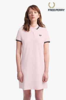 Fred Perry Twin Tipped Polo Dress