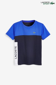Lacoste® Sport Colourblock Logo T-Shirt