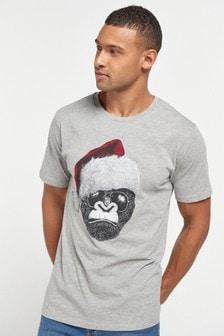 T-shirt natalizia