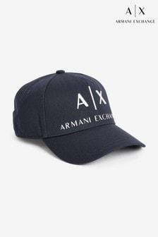 Armani Exchange Navy Cap
