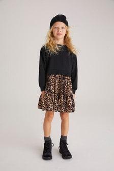 Pulloverkleid (3-12yrs)