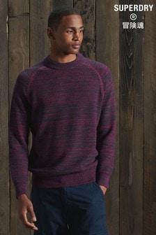 Superdry Keystone Crew Knitted Jumper