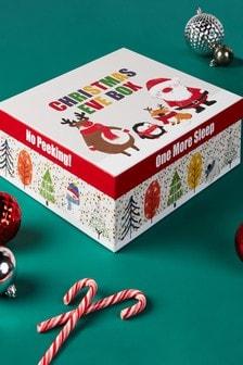 Boîte réveillon de Noël pour enfant