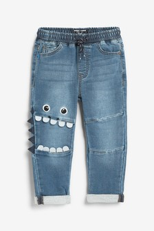 Character Monster Jeans (3mths-7yrs)
