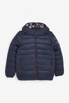 Водоотталкивающая дутая куртка (3-16 лет)