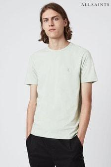 All Saints Green SS T-Shirt