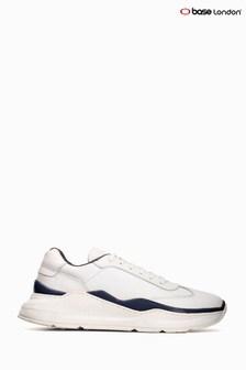 נעלי ספורט לבנות עם שרוכים/שעווה דגם Shogiשל Base London®