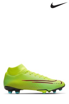 Nike Yellow Sperfly 7 Academy FG Football Boots