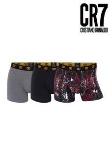Lot de 3 boxers CR7 Fashion
