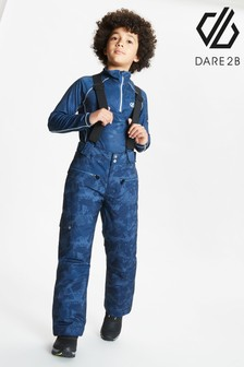 Pantalon de ski Dare 2b Timeout II bleu imperméable