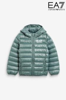 Emporio Armani EA7男童裝夾棉外套