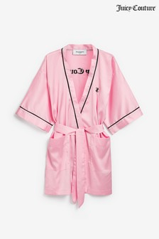 Juicy Couture Silky Peggy Robe