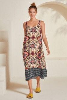 Midi Slip Dress (478583) | $30