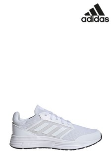 adidas Run White Galaxy 5 Trainers