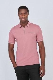 Smart Collar Polo Shirt
