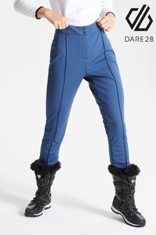 Dare 2b Blue Sleek Waterproof Ski Pants