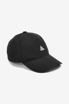 כובע מצחייה אקטיב עם לוגו רקום