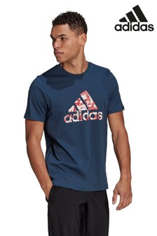 adidas Badge Of Sport T-shirt met print