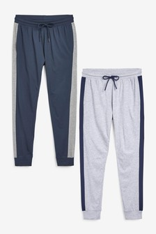 2 Pack Side Panel Joggers