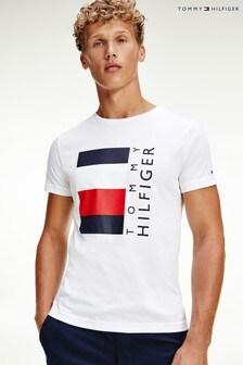 Tommy Hilfiger Corporate Stripe Box T-Shirt