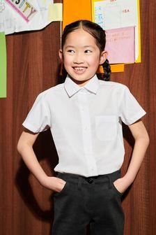 Набор из 2 рубашек с коротким рукавом (3-17 лет)