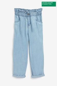 Benetton紙袋牛仔褲