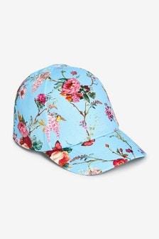 花卉圖案棒球帽 (3個月至6歲)