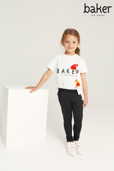 Baker by Ted Baker Black Leggings