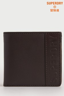 Superdry Vermont Bifold Leather Wallet