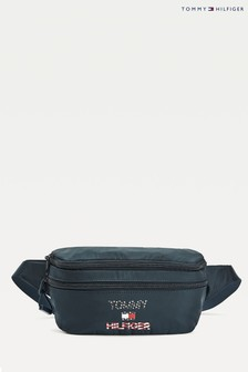 Tommy Hilfiger Blue Convertible Backpack
