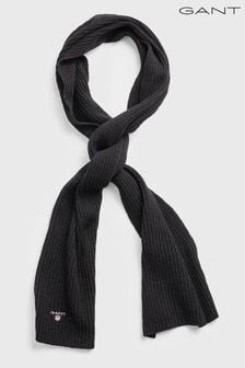 GANT Wool Knit Scarf