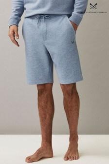 Crew Clothing Company藍色Fairford短褲