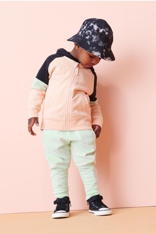 Myleene Klass Kids Unisex Textured Joggers
