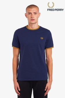 Fred Perry Twin Tipped T-Shirt