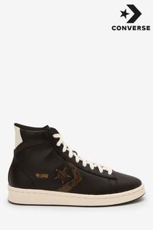 Pantofi sport înalți din piele Converse Pro