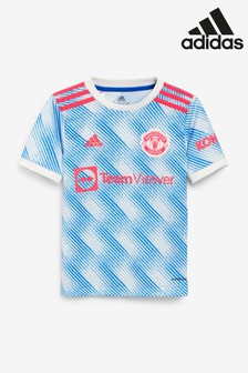 فانلة كرة قدم Manchester United Away 21/22 للأطفال من adidas