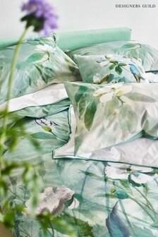 Designers Guild Green Kiyosumi Pillowcase