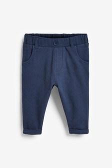 Трикотажные брюки чинос (0 мес. - 2 лет)