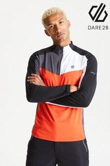 Dare 2b Orange Depose Core Stretch Sweater