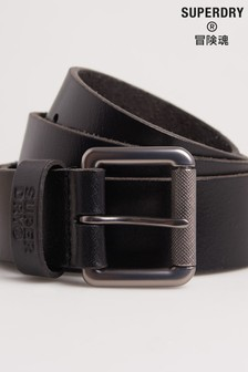 Superdry Premium Boxed Leather Belt