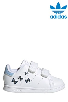 adidas Originals Stan Smith Butterfly Infant Trainers