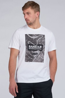 Barbour® International Snakepass T-Shirt