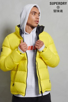 Superdry Luxe Alpine Down Padded Jacket (486929)   $201